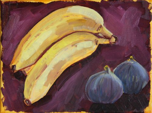 bananas and figs