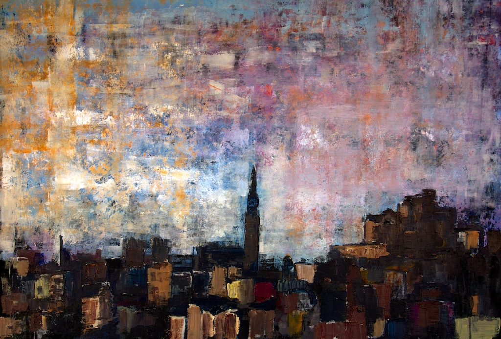 Edinburgh Skyline 1