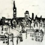 Edinburgh monoprint (1)