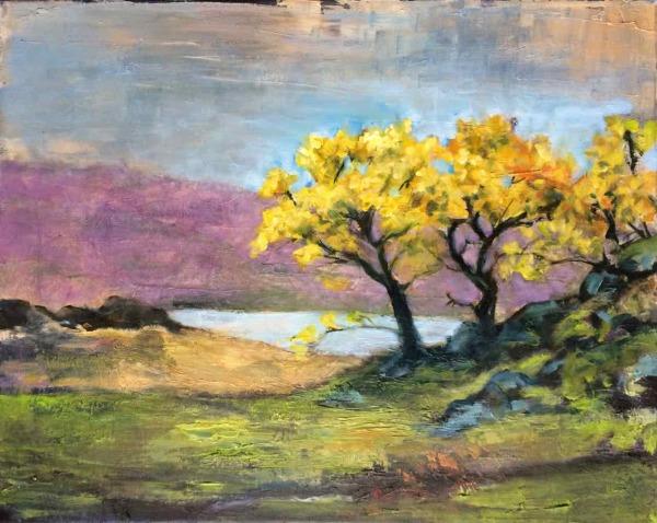 Ardnamurchan Painting