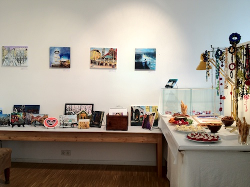 Little Munich art exhibition
