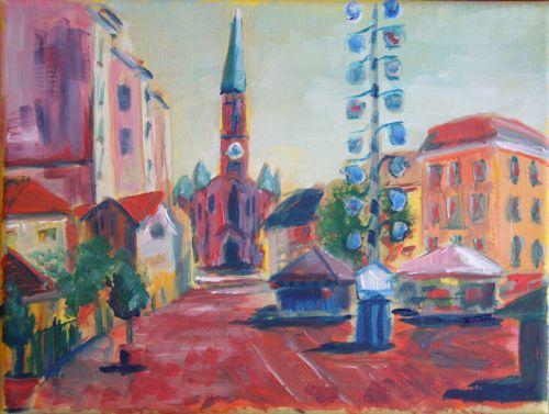 Munich - Wienerplatz