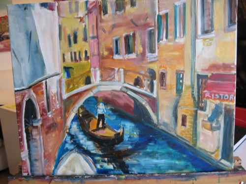Venice - work in progress