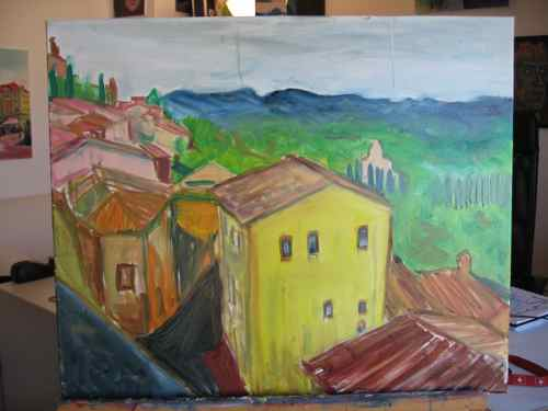 Assisi - work in progress